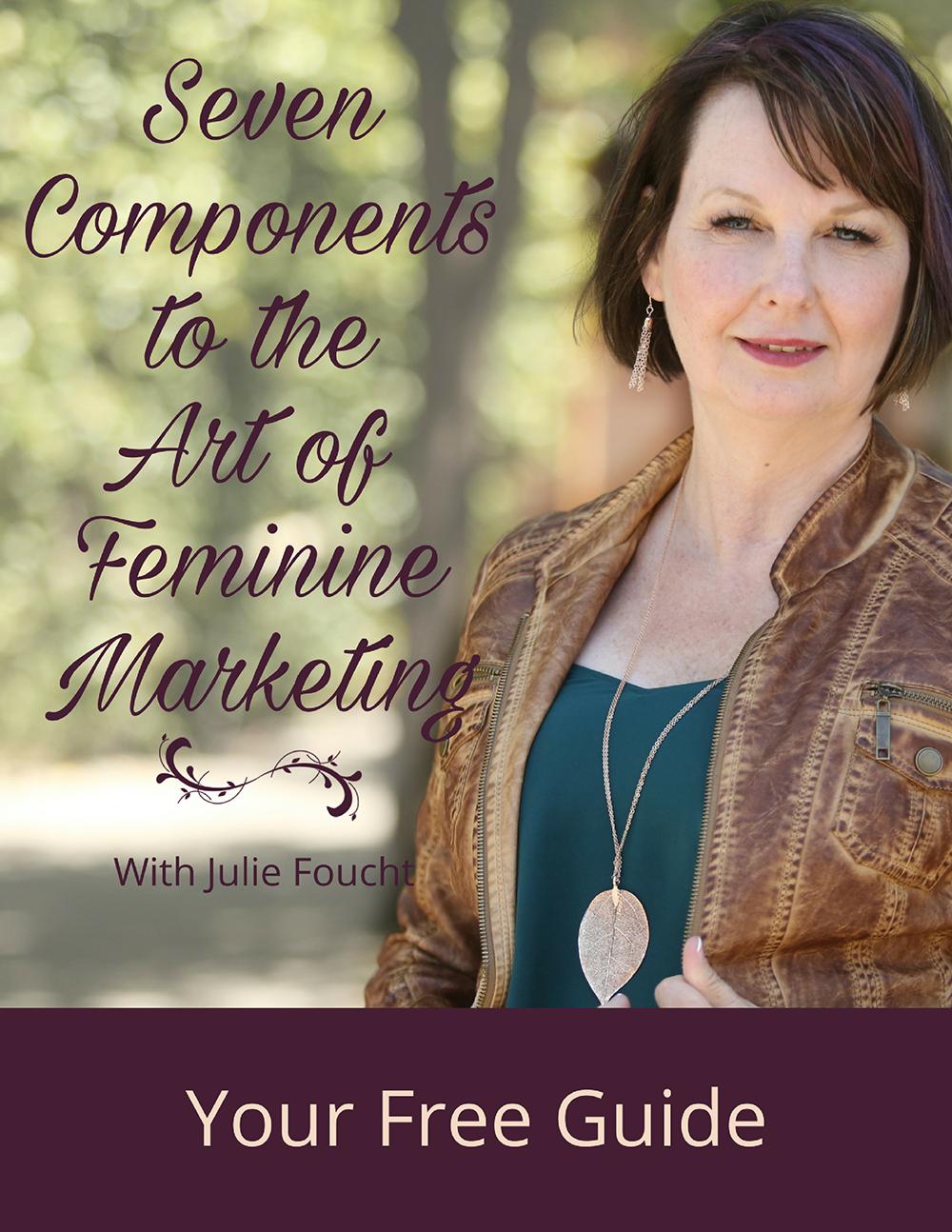 The Art of Feminine Marketing Guide