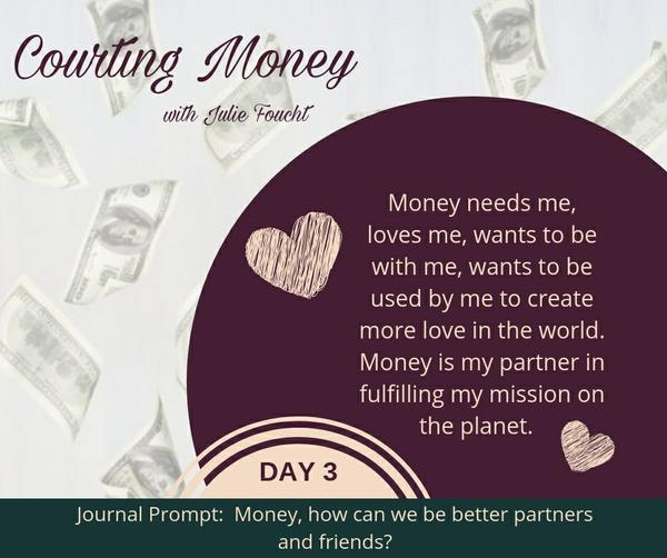 Courting Money - Day 3
