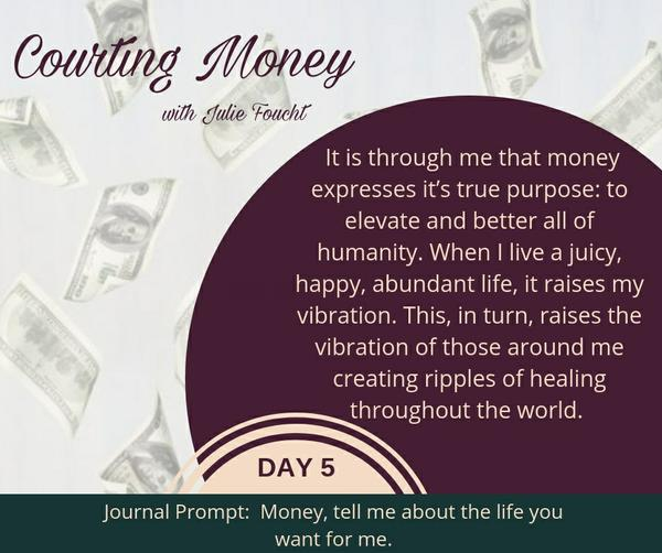 Courting Money - Day 5