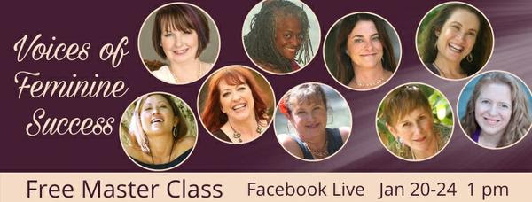 Voices of Feminine Success: Free MasterClass