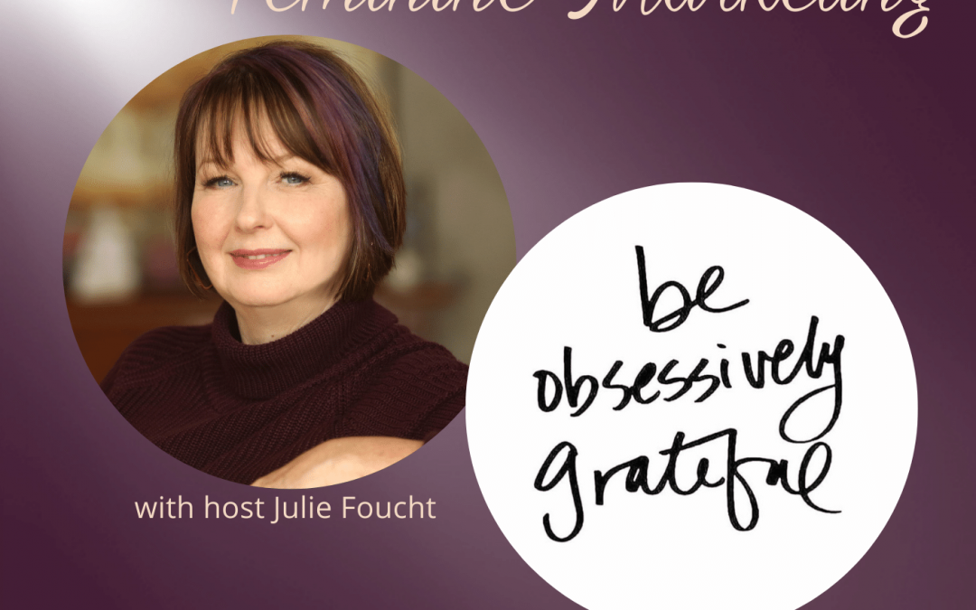Christmas Special Message from Julie Foucht on How to Unlock your Soul's Deepest Desires in The New Year: Episode Eighty Nine