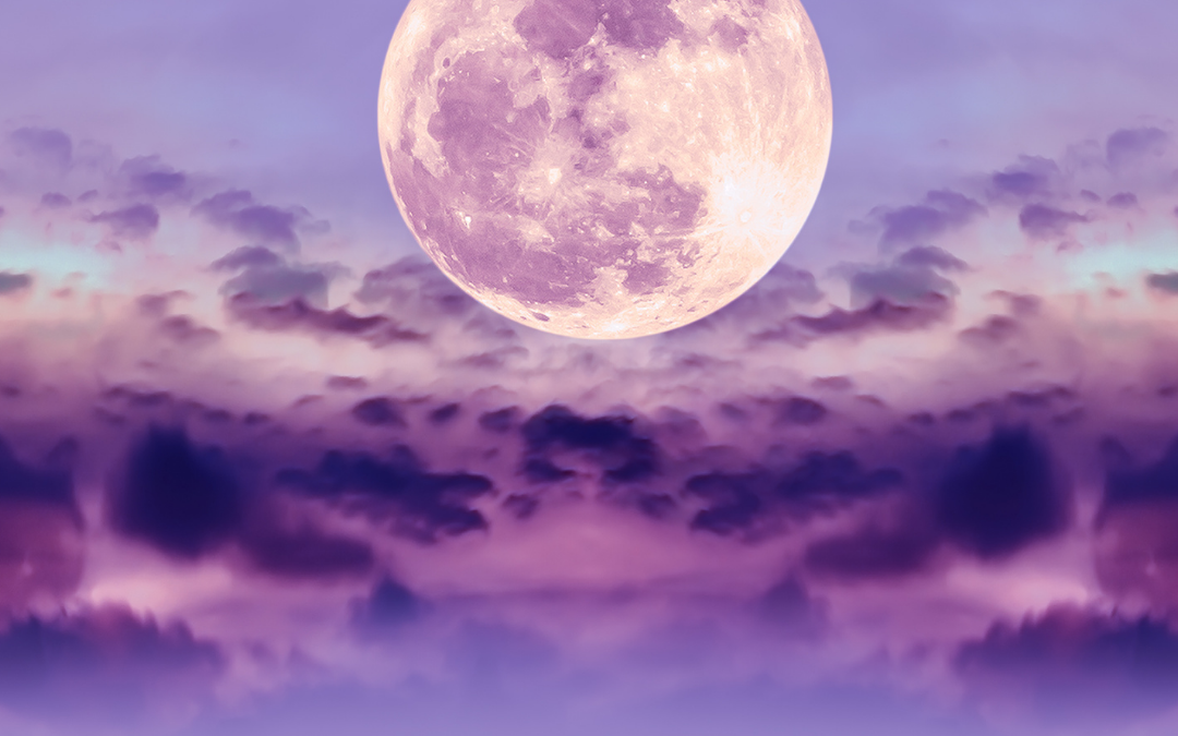 The Moon calls you to more visibility